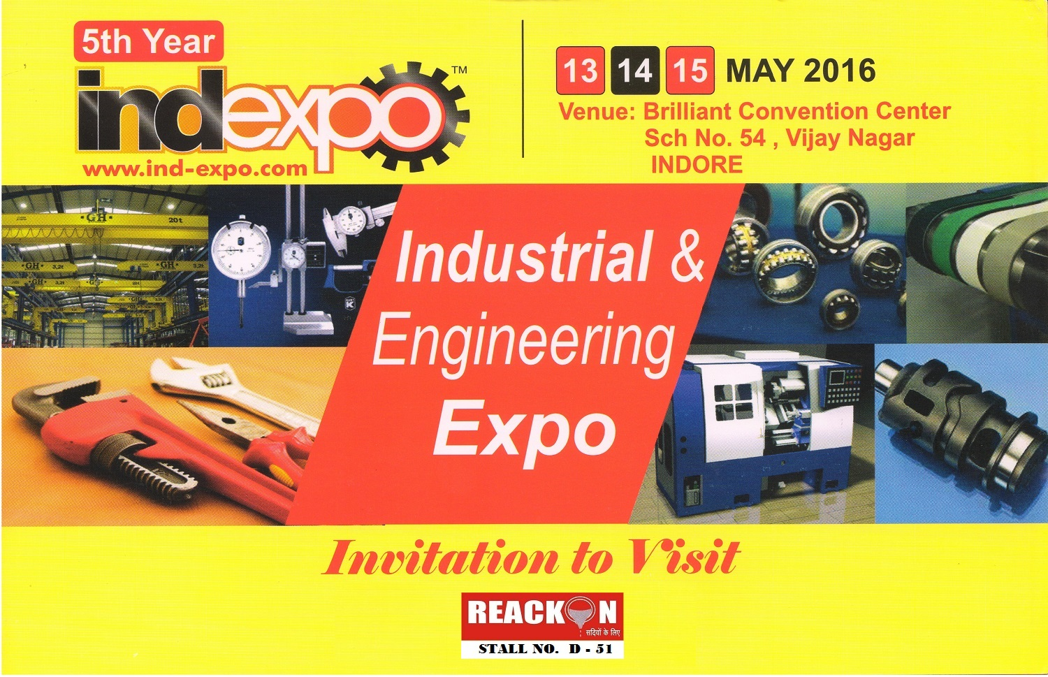 Industrial Engineering Expo – INDORE