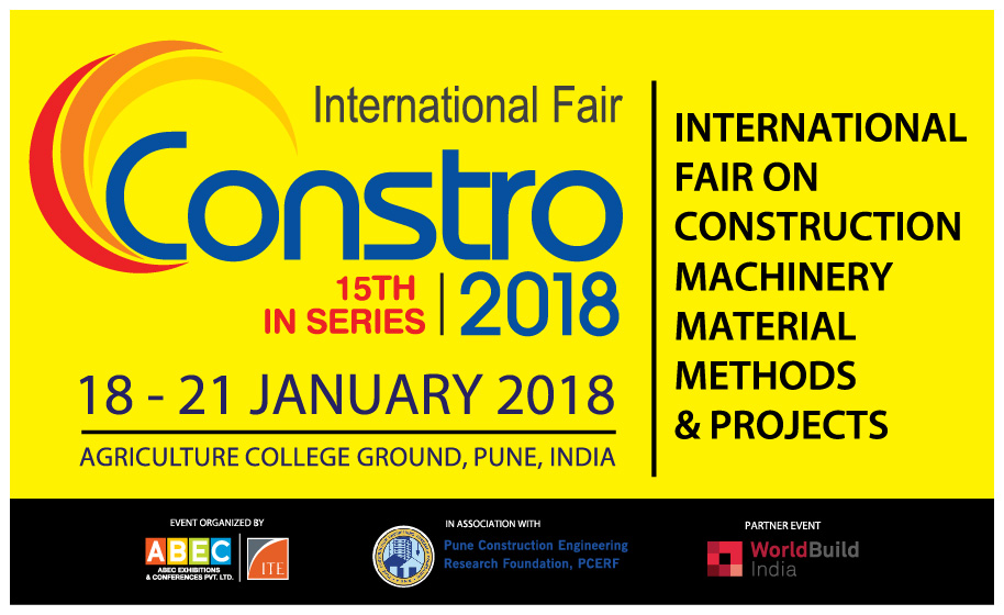 International Fair On Construction Machinery Materials Methods