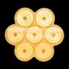 7-CAVITY-ROUND-COLUMN-COVER-BLOCK-40mm