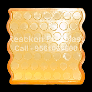 Designers Tiles Mould Paver DT-007 Size 20,25,30MM