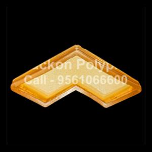 Interlocking Pvc Pavers Rubber Moulds RP-24-A-ARROW-60, 80, 100 mm
