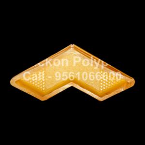 Interlocking Pvc Pavers Rubber Moulds RP-24-B-ARROW-60, 80, 100 mm