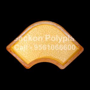 Interlocking Pvc Pavers Rubber Moulds RP-26-EPILIPS 60, 80, 100 mm