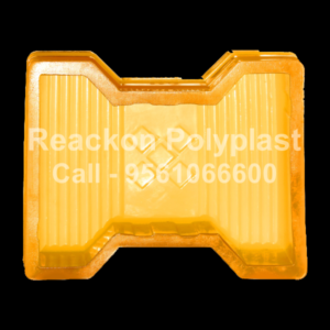 Interlocking Pvc Pavers Rubber Moulds RP-4-C-I-BLOCK-60, 80, 100 mm