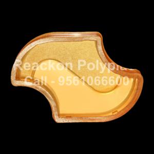 RP-43-60, 80, 100 mm Interlocking Pvc Pavers Rubber Moulds