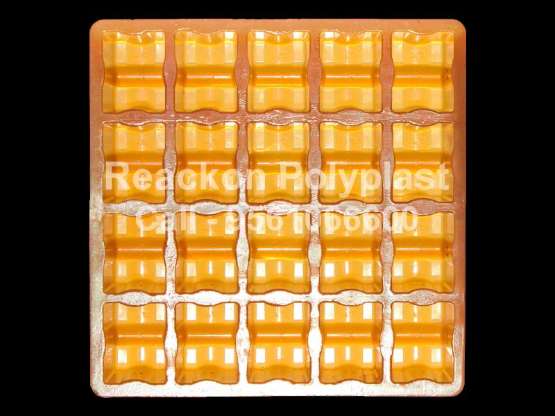 20 Cavity Cover Block Pvc Mould Reackon Concretes
