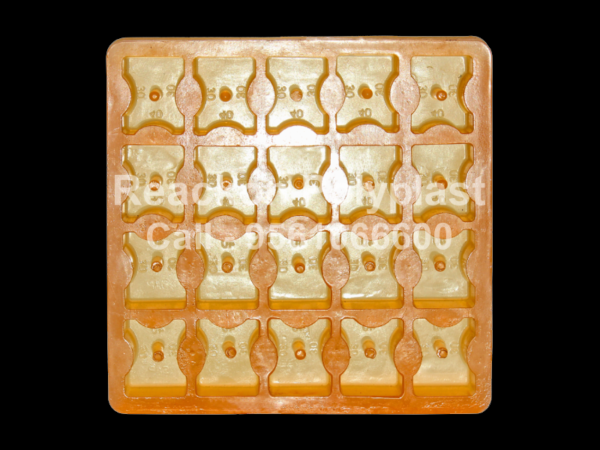 20-CAVITY-COVER-BLOCK -MOULD-30,40mm