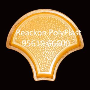 RP 20 PARASHOOT Interlocking Pvc Pavers Rubber Moulds