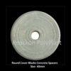 round-cover blocks-concrete-spacers-40-mm