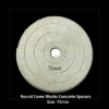 round-cover blocks-concrete-spacers-75-mm