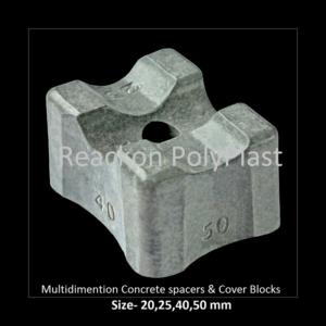 Precast Concrete Cover Blocks & Spacers