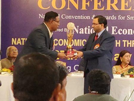 Rashtriya Nirman Ratna Award Ceremony